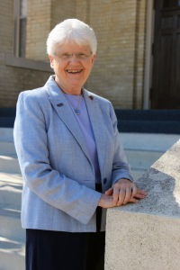 Sister Jane Ann Slater, Ph.D., has been a sister of the Congregation of Divine Providence for almost six decades.