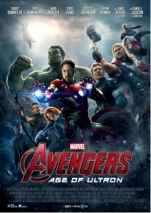 Avengers: Age of Ultron will kick off the summer on May 1. Courtesy Photo