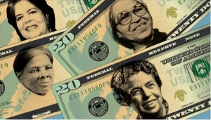The Women on 20s group has proposed that Rosa Parks, Harriet Tubman, Eleanor Roosevelt or Wilma Mankiller be on the 20 dollar bill. Courtesy photo
