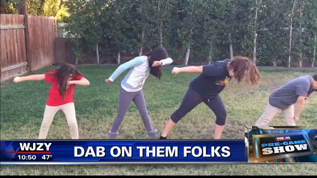 The Dabbing Dance Found To Melt Pounds Fast – The Lake Front